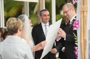 Jewish Wedding Officiant for Destination Weddings