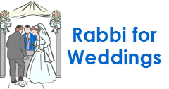 Rabbi For Weddings